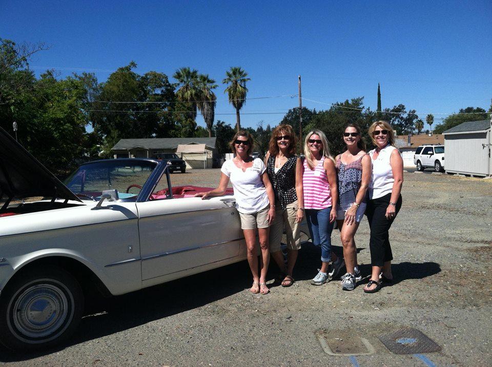 Community Involvement - Cool cars hot chili rocklin
